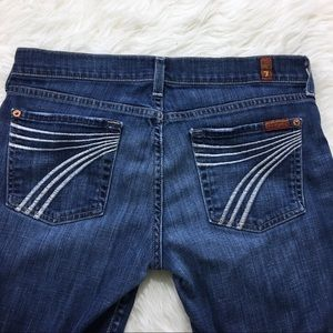 7 for all Mankind DOJO Jeans 29 x 33